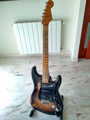 Fender stratocaster Road Worn 50's