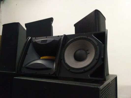 Crest Audio + Turbosound