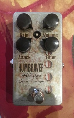 HUMBRAVER ...by Hidalgo Sound Boutique. -Por encargo-