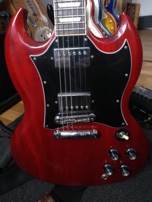 Gibson SG standard cherry 2010