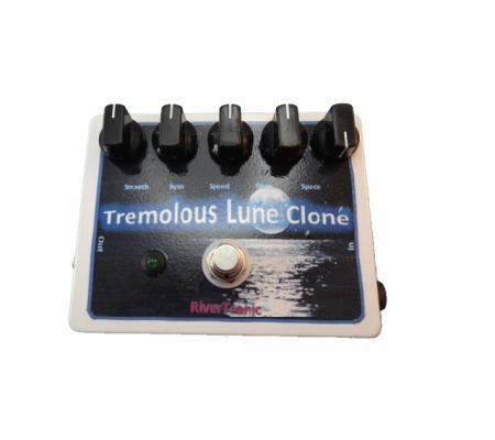 Pedal guitarra eléctrica Tremolo Lune Clone