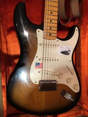 Fender Strato USA Eric Jhonson Signature