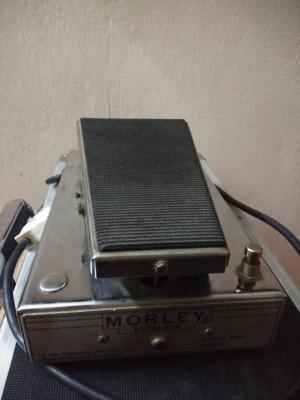 Morley power wah tel-ray