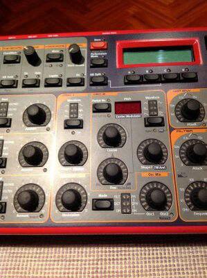 Nord Rack 3 . Impecable!!!!