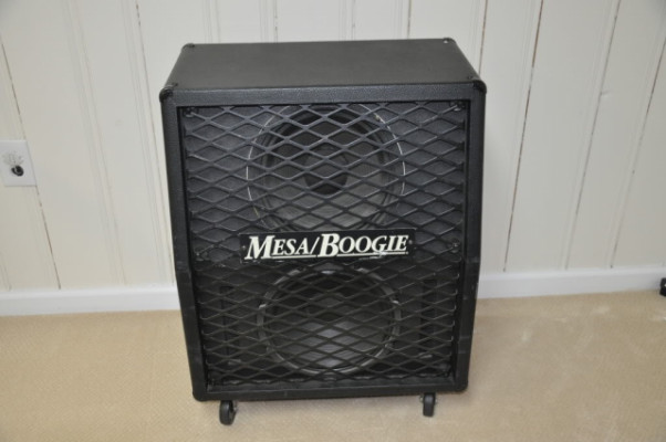 Pantalla Mesa Boogie 2x12 Vertical '90s