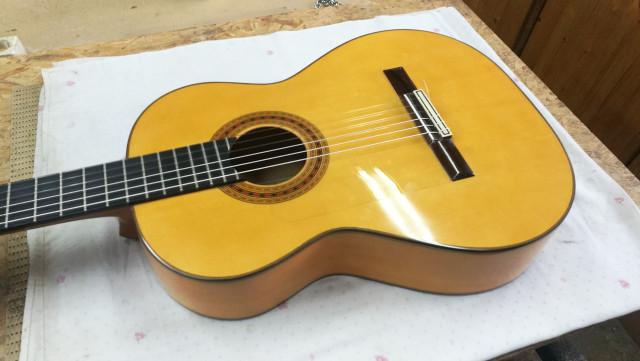 Guitarra Flamenca de concierto