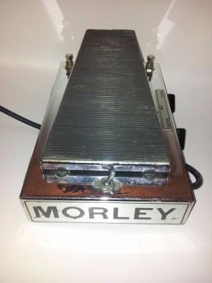 Tel-Ray Morley Wah Auto Vintage Rare Pedal