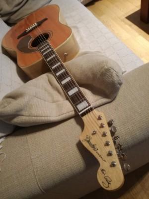 Fender Kingman Elvis Presley signature