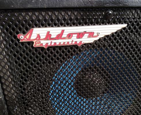 Pantalla para bajo Ashdown ABM-410H 600w 8ohm UK