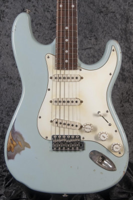 Haar trad S (stratocaster)