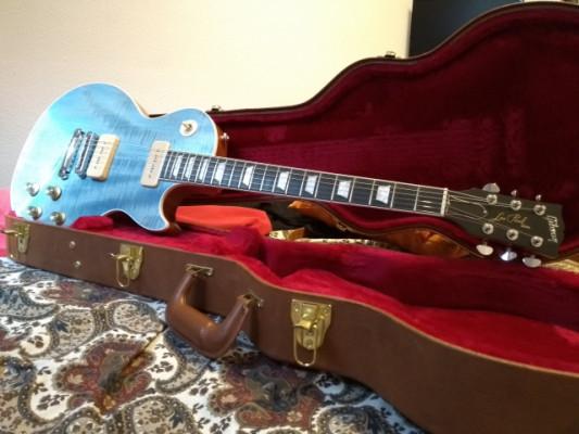 Gibson Les Paul Classic Player Plus 2018 P90 (nueva de tienda)