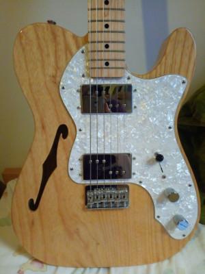REBAJADA!!! Fender Thinline