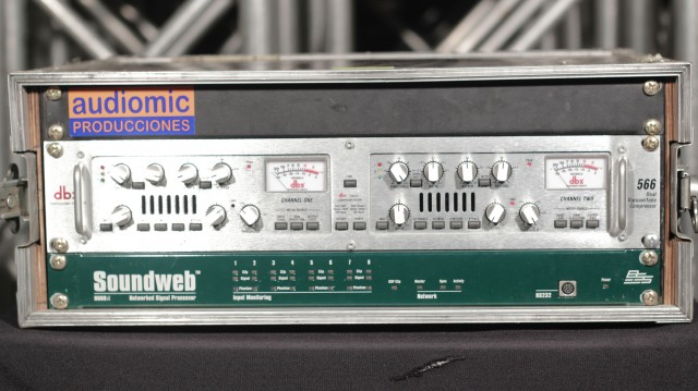 BSS Soundweb 9088ii Networked Signal Processor
