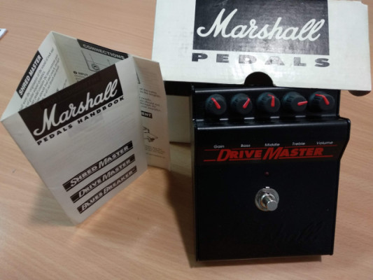 NOS Marshall Drive Master vintage (JCM800 in a box)
