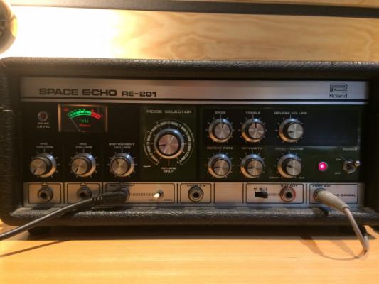 Space echo re201