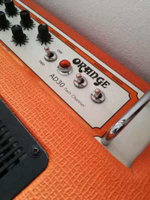 Orange AD30 Twin Channel combo 2x12