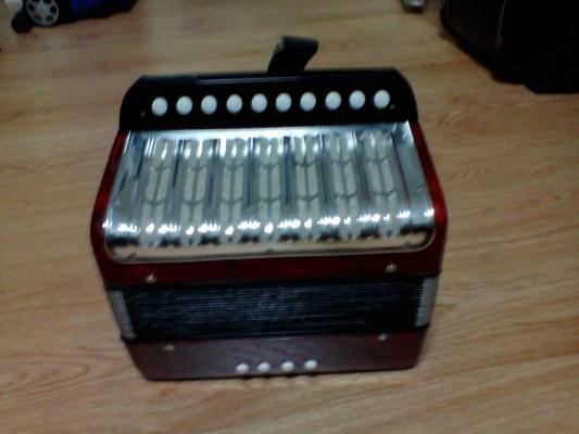 acordeon diatónico sol-do