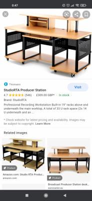 Mueble/mesa estudio
