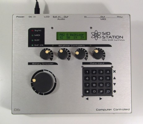 Elektron Sid Station