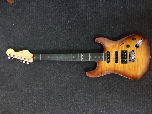 Fender stratocaster deluxe FMT