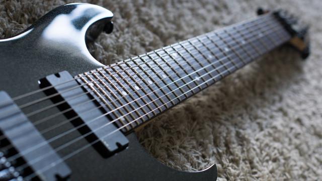 Ibanez Prestige RG2228BK 8 cuerdas