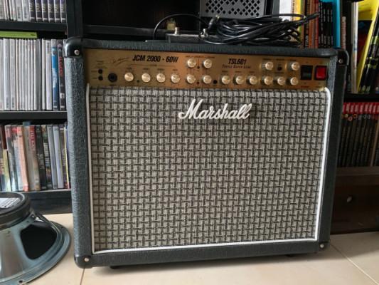 Marshall JCM2000 TSL601 Triple Super Lead