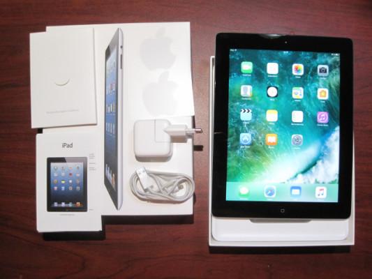 iPad 4 negro de 16Gb