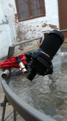 Microfono Audio-Technica AT2020
