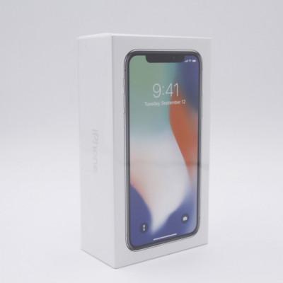 IPHONE X de 64GB Silver Nuevo PRECINTADO E321219
