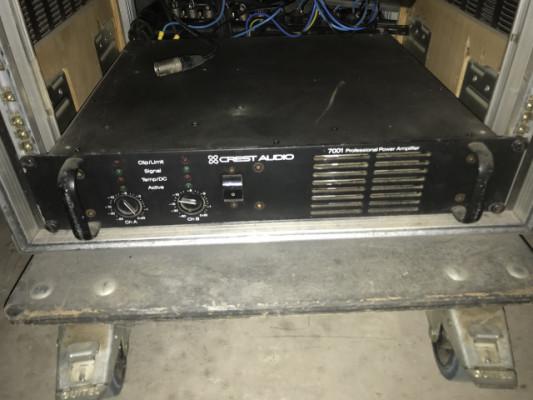 Crest Audio 7001
