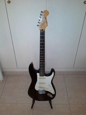 Guitarra+Ampli+Pedales+Accesorios