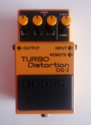 Pedal Boss Turbo Distorsion DS-2