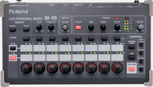 Roland M48 muy poco uso