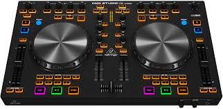 Controladora DJ Behringer CDM Studio 4A-Nueva con factura y envío