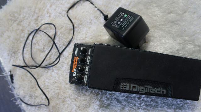 Vendo pedal de expresion y wah EX7 digitech