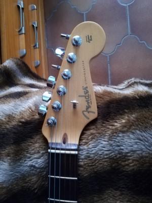 cambio o vendo fender stratocaster American series  Hard-Tail