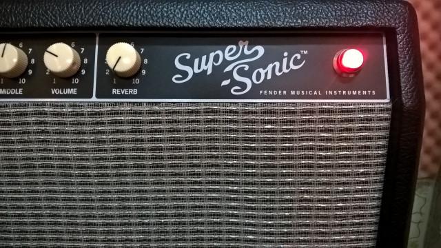 Fender Super Sonic 60 (Combo)