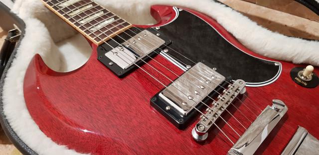 Gibson SG Derek Trucks Limited Run 50th Anniversary