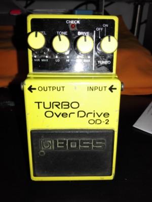 BOSS Turbo Overdrive  OD-2
