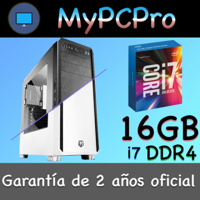 Mac Pro Hackintosh i7 16 GB RAM DDR4 250 GB SSD CustoMac /Windows