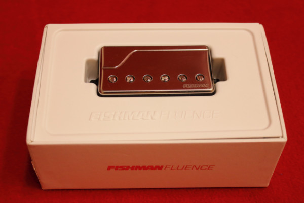Fishman Fluence Classic Neck Nickel