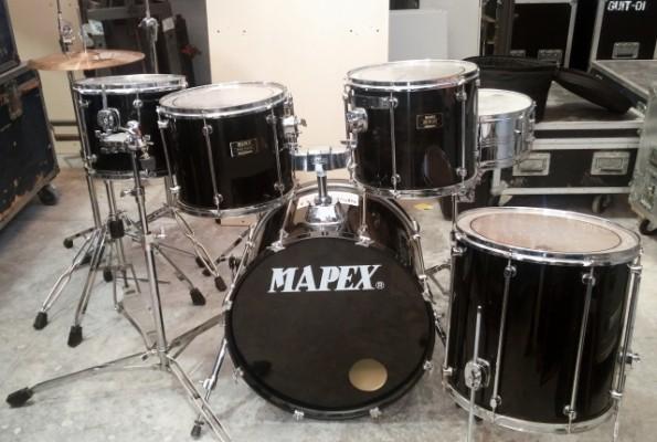 Bateria Completa MAPEX Mars Pro Series