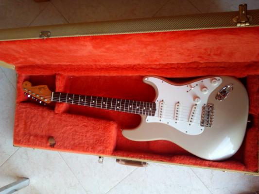 Fender Stratocaster American Vintage 62