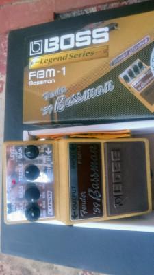 Pedal boss fender bassman 59 RESERVADO!!