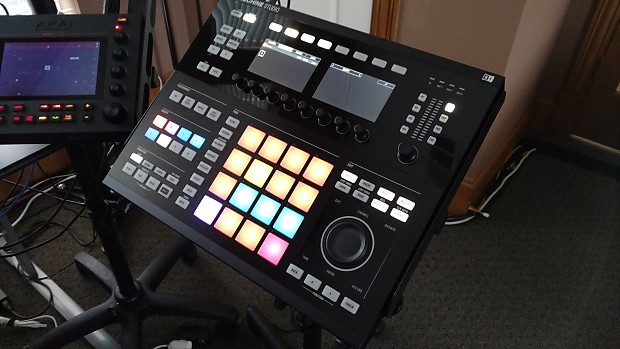 Maschine Studio Black