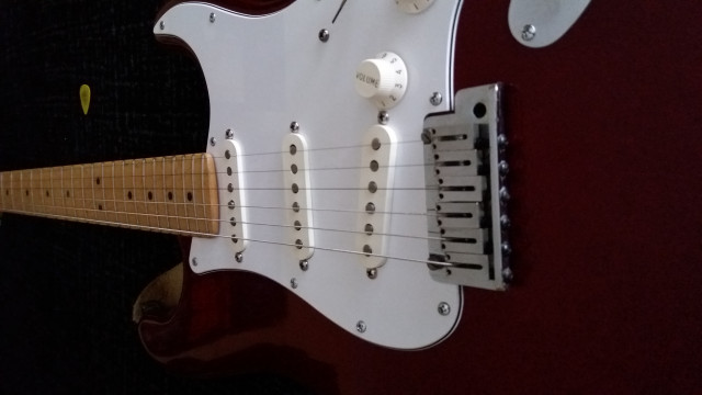 Fender American Strat Texas Special