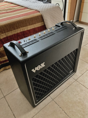 Vox Tony Bruno TB35C1, todo a válvulas