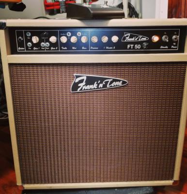 "Vendo Frank´n Tone Tf 50 Handmade Amp ""Dumble Aleman"""