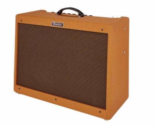 Fender Blues deluxe Reissue mejorado y como nuevo