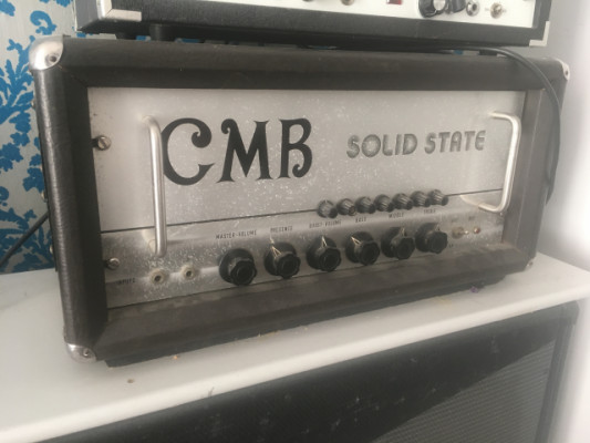 Cabezal CMB